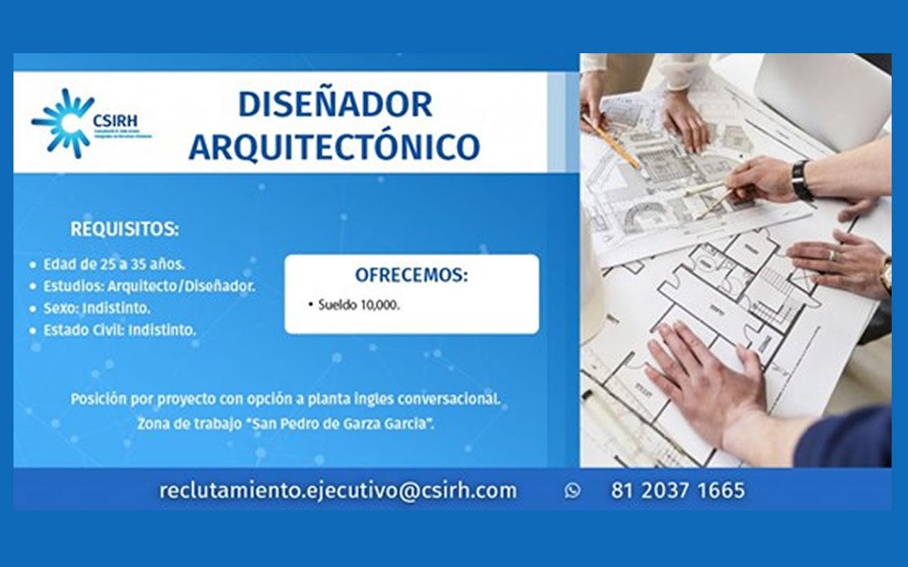 Disenador Arquitectonico
